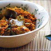 brinjal poriyal recipe